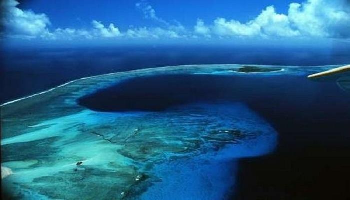 Bikini Atoll-Netmarkers