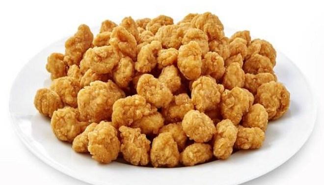 Popcorn Chicken-Netmarkers