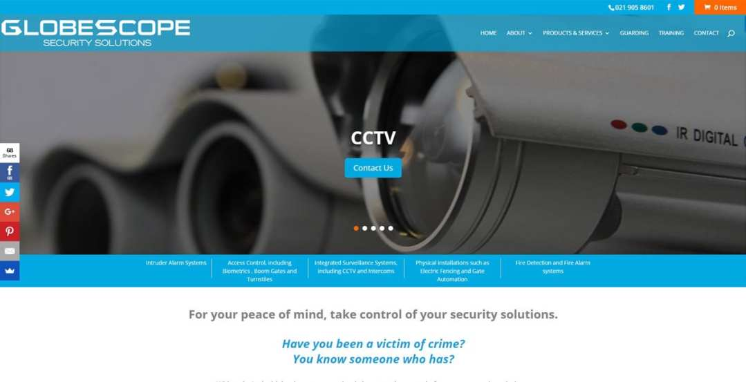 globescopes-security-home-page
