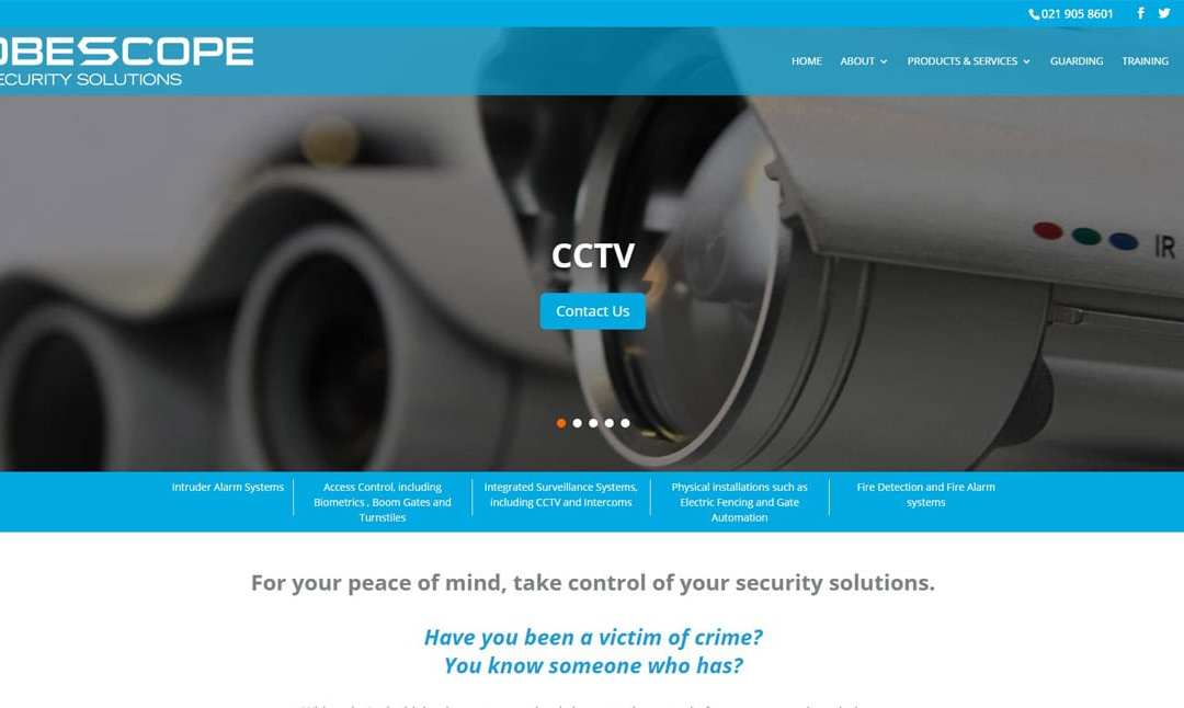 GlobeScope Security