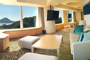 グランドプリンスホテル広島客室
