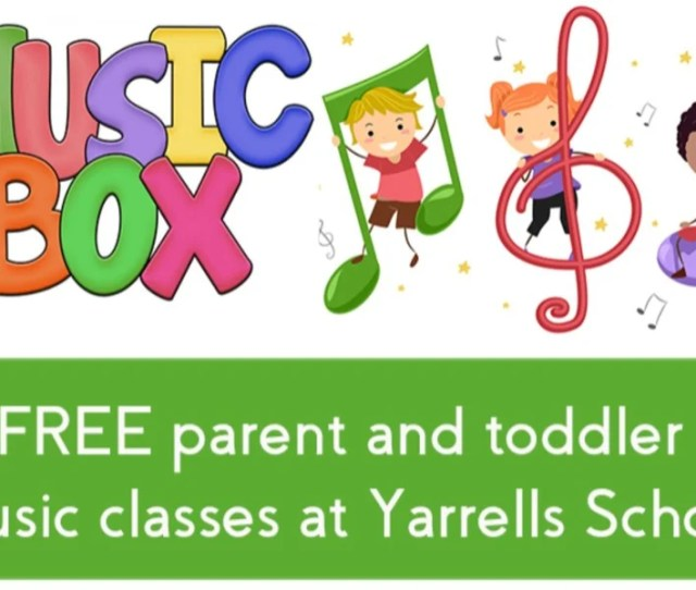 Music Box Free Parent Toddler Group