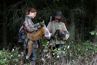 Ændret praksis ved jagtprøverne