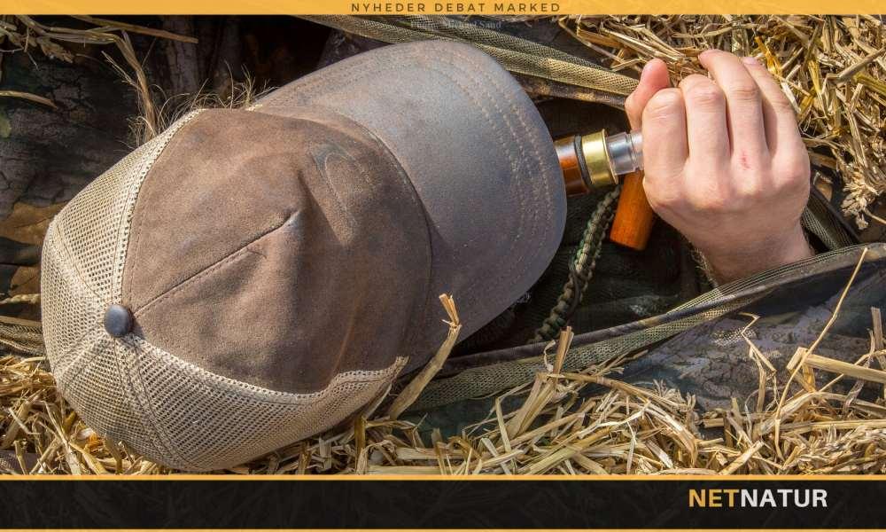 Spirituskontrol af jægerne på jagterne