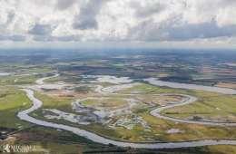 Vådområder vil fjerne 1.200 tons kvælstof om året