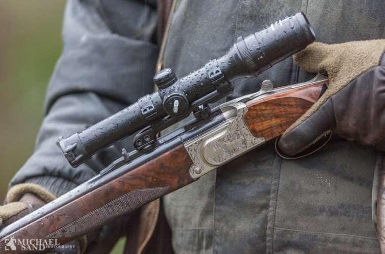 Våben og ammunition til jagt