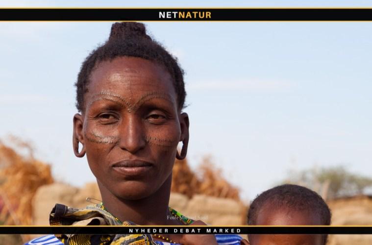 Kvinder Afrika