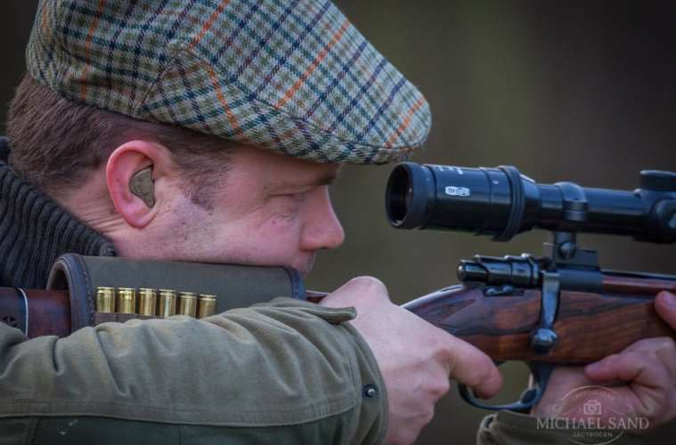 .308Winchester - NATO-soldat i Tweed