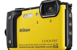 NIKON lancerer kamera til dykkere, sporsfiskere og jægere