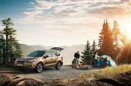 Subaru tilbyder rabat ved opgradering til firehjulstræk