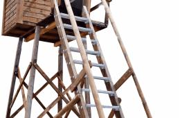 Stigende efterspørgsel efter sikkerhedsgodkendte jagttårne