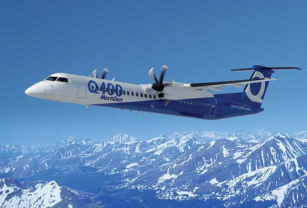 Image result for q400 new generation
