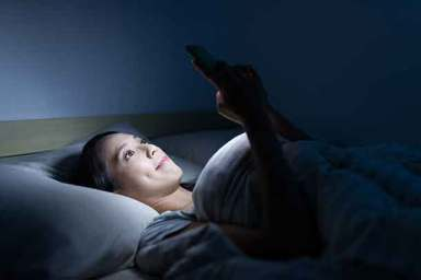 Screen Time and Teens – Hurting Sleep Patterns