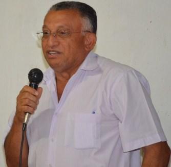 Prefeito Crisógono Rodrigues Vieira