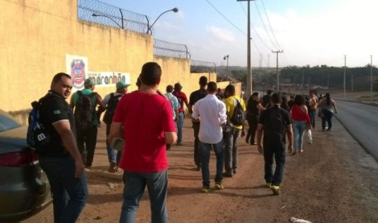 43 presos liberados para saída de natal não retornam no prazo