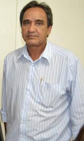Arnóbio Rodrigues, prefeito de Centro Novo do Maranhão