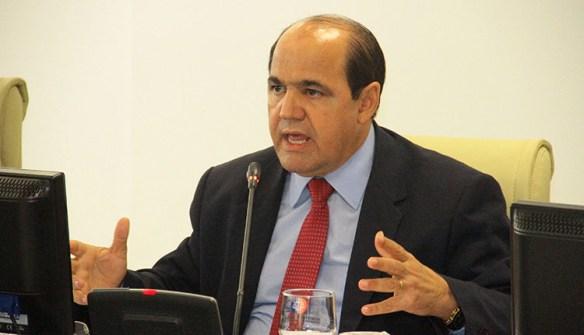 Procurador-geral Luiz Gonzaga Martins Coelho (Foto: De Jesus / O ESTADO)