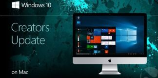 Windows 10 en macOS