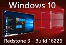 Windows 10 Build 16226