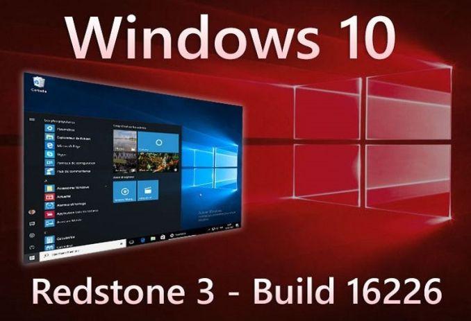 Windows 10 Build 16226