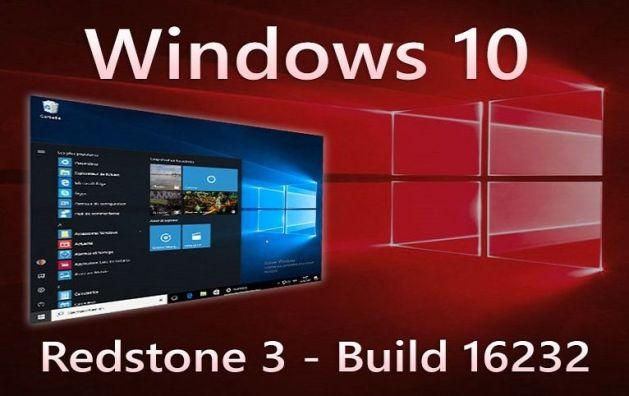 Windows 10 16232