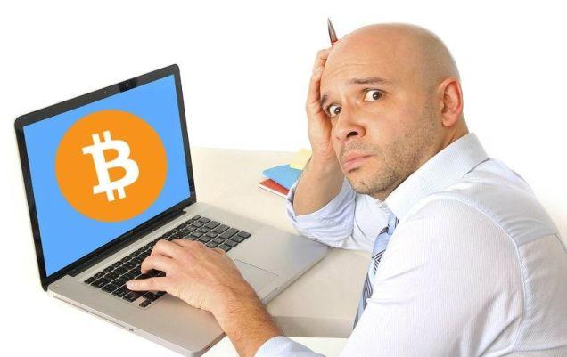 pc lento minando bitcoin