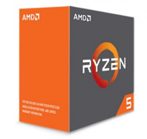 Mejor CPU de rango medio: AMD Ryzen 5 1600X