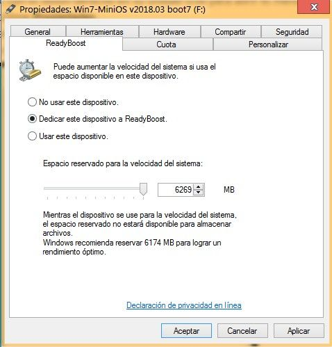 Acelerar Windows 2
