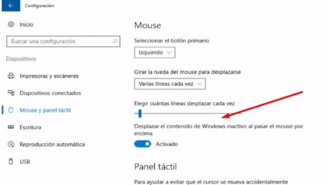 Mouse Windows10