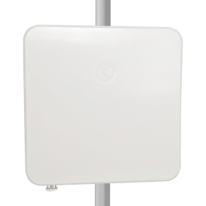 ePMP™Force 300-19R, 5GHz Subscriber Module with 19 dBi Integrated Antenna, RoW, IP67. No power cord