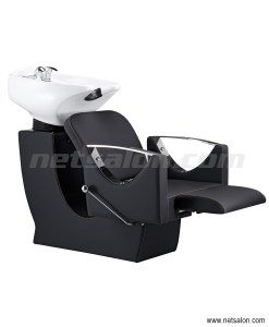 Oxford Larnard Salon Backwash Sink & Chair Unit