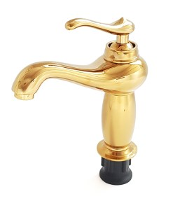 Luxury Gold Sink Tap