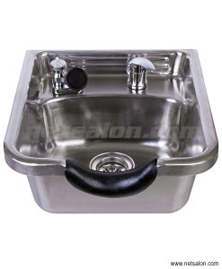 Stainless Steel Shampoo Basin