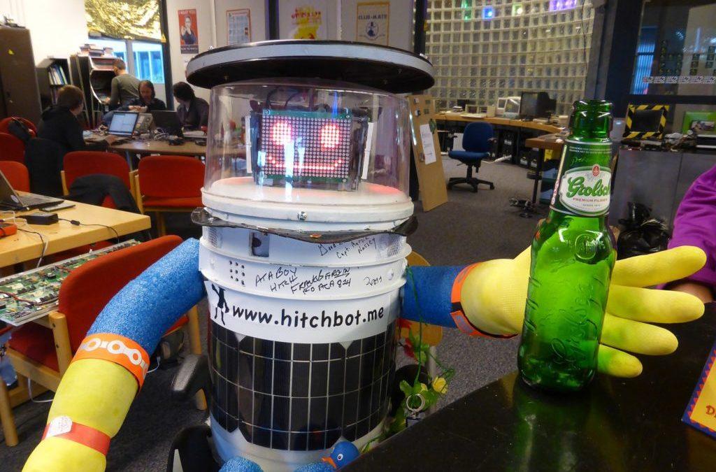 Designing loveable robots