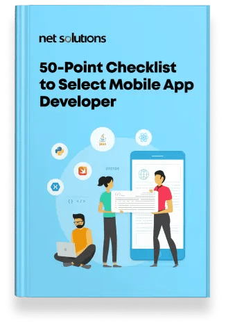 قائمة تحقق من 50 نقطة لتحديد مطور تطبيقات الجوال