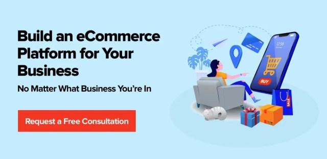 Contactez Net Solutions pour créer une plateforme de commerce électronique pour votre entreprise