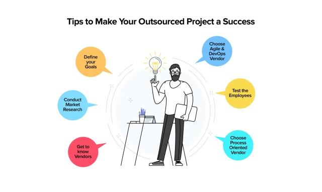 Conseils pour réussir votre projet d'externalisation
