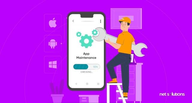 Maintenance de votre application mobile    Comment créer une application en 2021