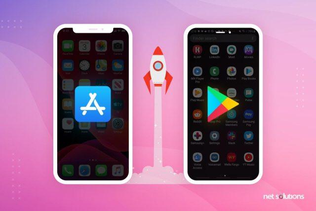 Pouvez-vous lancer sur Android et iOS en même temps