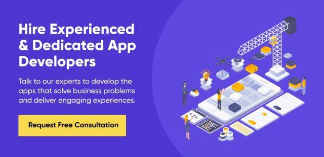 Contactez Net Solutions pour embaucher des développeurs d'applications expérimentés et dédiés