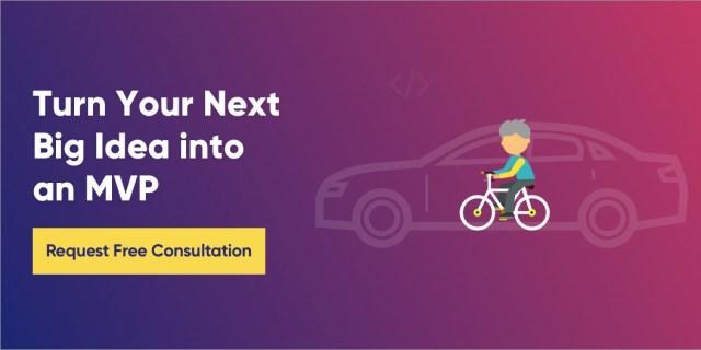 Contactez Net Solutions pour transformer votre prochaine grande idée en un MVP
