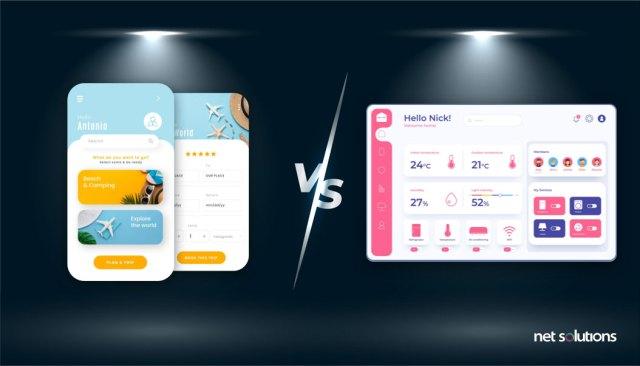 Avantages et inconvénients des applications mobiles par rapport aux applications Web