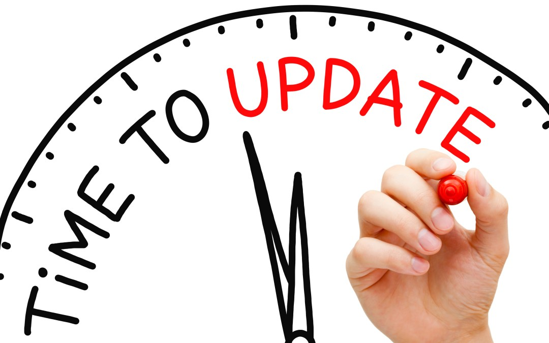 6 Great Reasons to Update Your Website Content