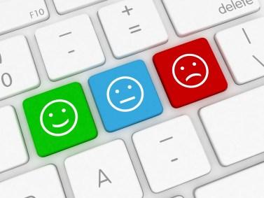 Customer survey feedback