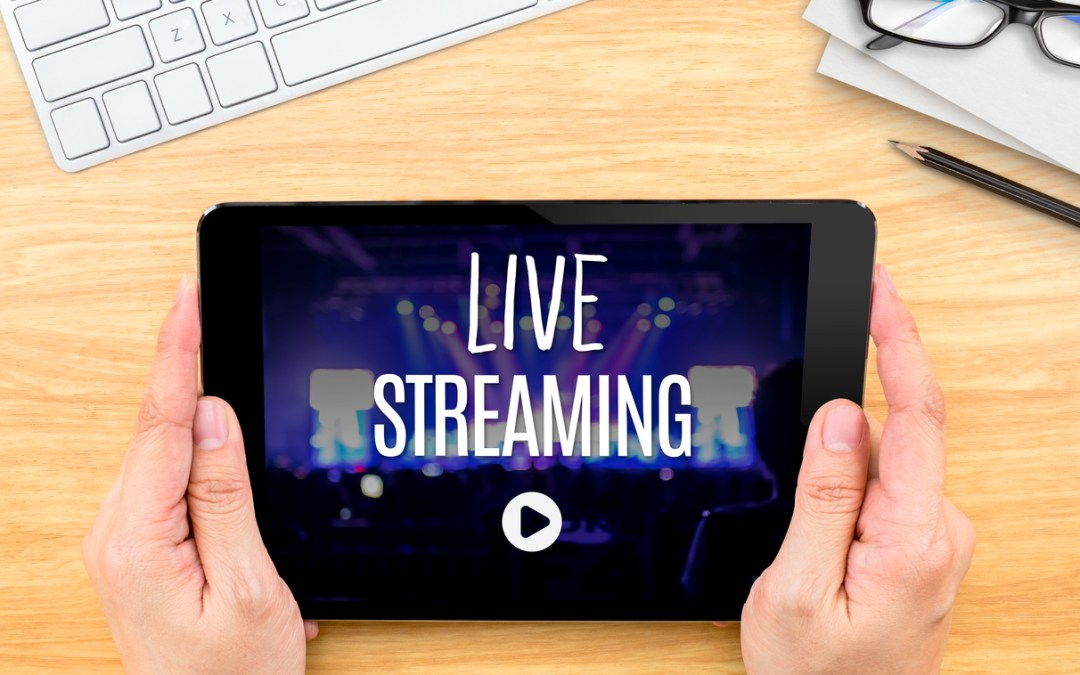 Should You Try Live Video For Your Business?