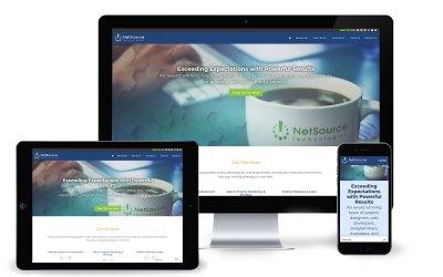 NetSource Technologies Launches New Website