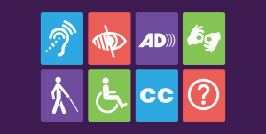 Ada compliance icons