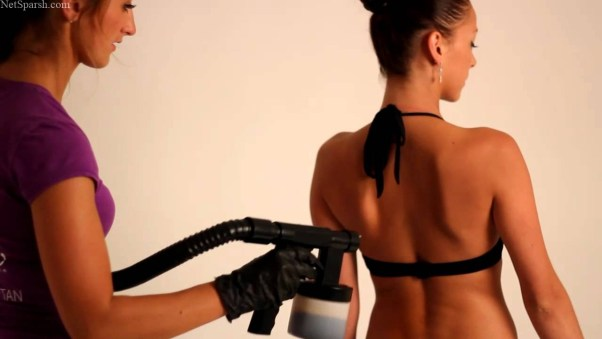 Tips for Spray Tanning