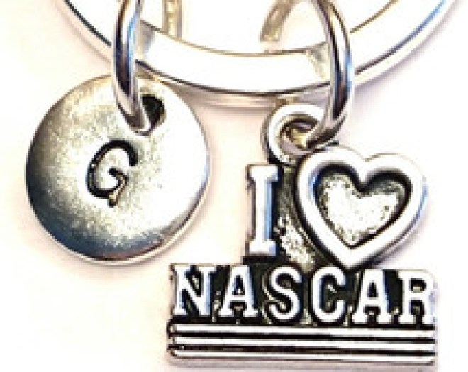 """NASCAR belly button rings"""