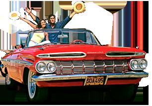 Resultado de imagen para Cuban car png